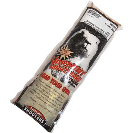 Varmint Nightmare X-Treme 22 Caliber .224 Diameter 55 Grain Premium Soft Point 500 Count