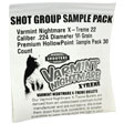 Shop Sample Reloading Components, and Shot Group Sample Packs Now!