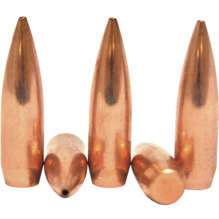 Match Monster 30 Caliber 168 Grain Boat Tail Hollow Point  500 Count