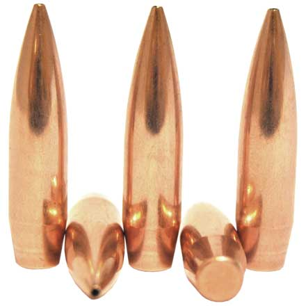 Match Monster 30 Caliber 190 Grain Boat Tail Hollow Point  500 Count