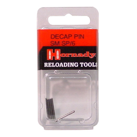 Decapping Pin Small (6 Count)