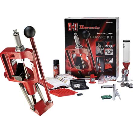 Image for Lock-N-Load Classic Single Stage Press Reloading Kit
