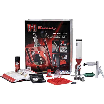 Lock-N-Load Classic Single Stage Press Reloading Kit