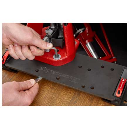 Quick Detach Universal Mounting Plate Assembly