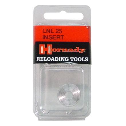 HORNADY Reloading Tools LNL 25 Insert .257 Item #425