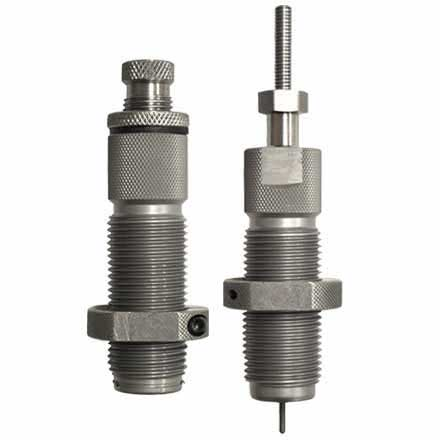 6mm ARC  (.243) Series III 2 Die Set With Zip Spindle