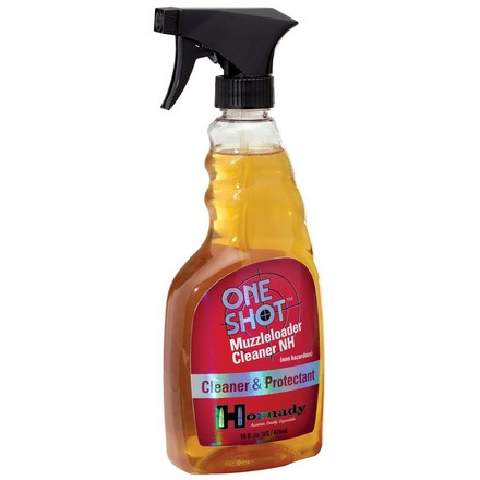 One Shot Muzzleloader Cleaner & Protectant