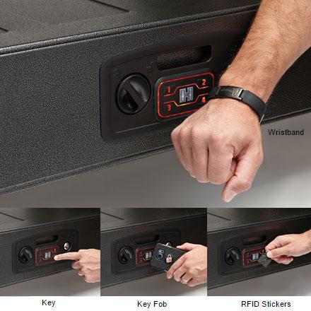 Hornady RAPiD Safe AR Gunlocker RFID