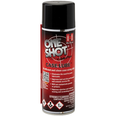 One-Shot 5.5 Oz Case Lube Spray