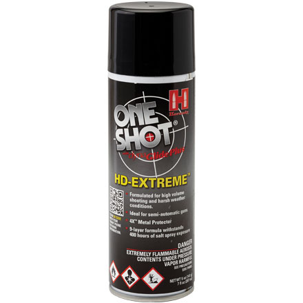Image for One-Shot HD Extreme Gun Conditioner 5 Oz Aerosol With Dyna Glide Plus