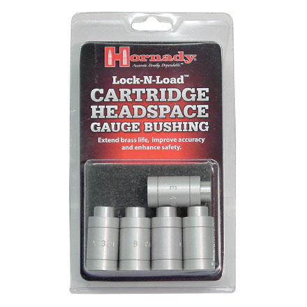 Image for Lock-N-Load Cartridge Headspace Gauge 5 Bushing Set Without Body
