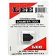 Chamfer and Deburring Tool