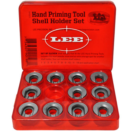 Auto Prime Shell Holder Set