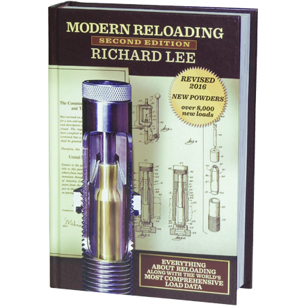 Modern Reloading Manual 2nd Edition by Richard Lee
