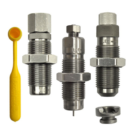 32 Auto Carbide 3 Die Set With Shellholder