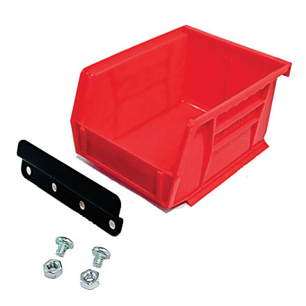Reloading Stand Bin and Bracket