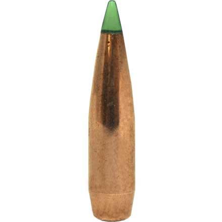 30 Caliber  308 Diameter 165 Grain TGK Game Changer Polymer Tipped Spitzer  Boat Tail 100 Count