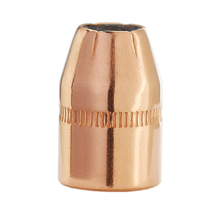 38 Caliber .357 Diameter 125 Grain Jacketed Hollow Cavity Sports Master 100 Count
