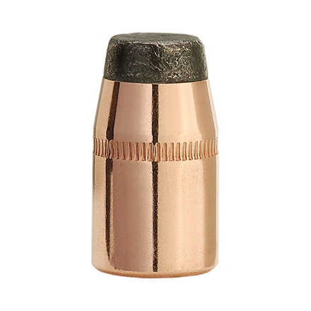 Image for 38 Caliber .357 Diameter 158 Grain Jacketed Soft Point Sports Master 100 Count