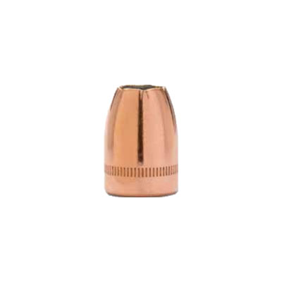 10mm .400 Diameter 165 Grain Jacketed Hollow Point V-Crown 100 Count