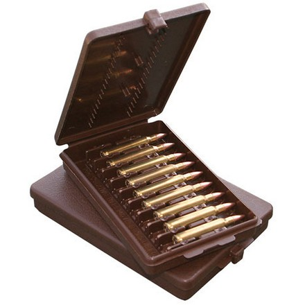 Image for 44 Magnum 18 Round Ammo Wallet Clear Smoke