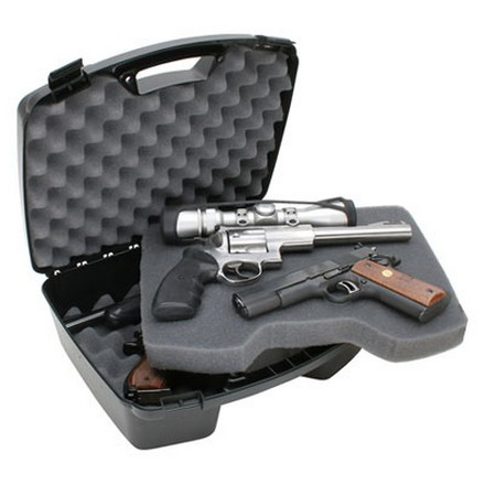 Hard 4 Handgun Case