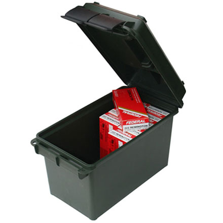 Image for 50 Caliber Ammo Can Green