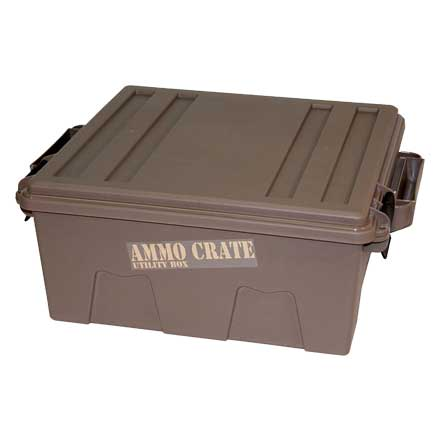 Ammo Crate Utility Box Dark Earth 19