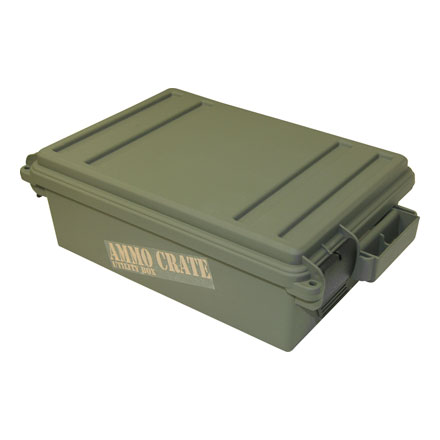 "Ammo Crate Army Green 17.2"" x   10.7"" x 5.5"""