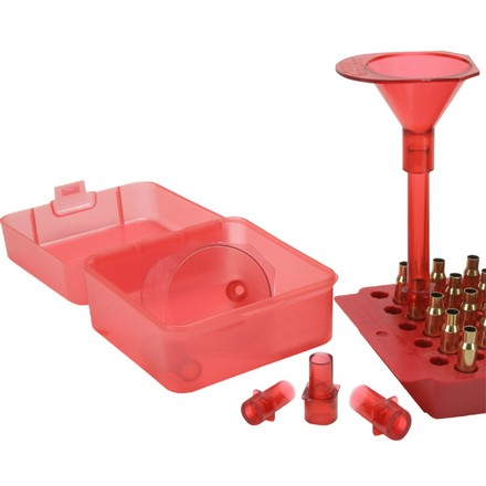 Universal Powder Funnel Kit Red