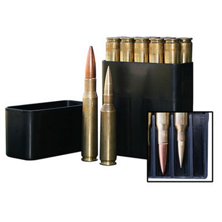 50 BMG & 416 Barrett Slip Top 10 Round Ammo Box