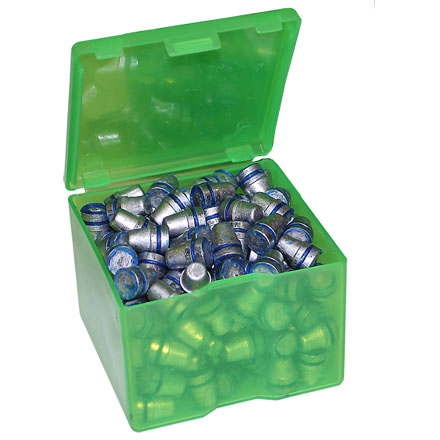 Cast Bullet Box 2 Pack Clear Green