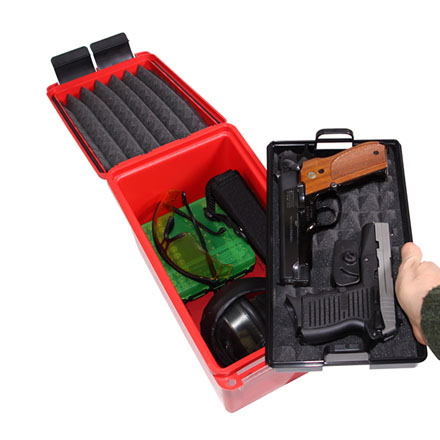 Image for Handgun Conceal Carry Case Red
