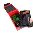 Handgun Conceal Carry Case Red