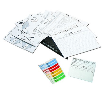 Handloaders Logbook