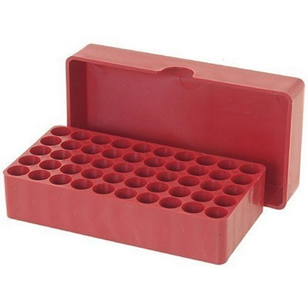 Slip Top 50 Round Ammo Box 40 /10mm /45 ACP