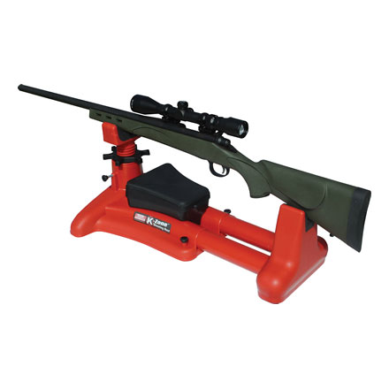 K Zone Shooting Rest Red