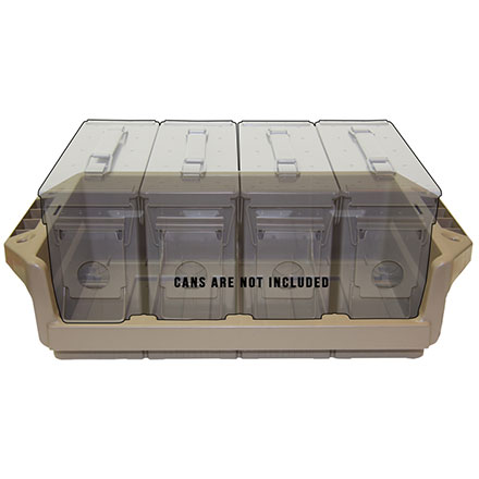 MTM MAC30 Metal Ammo Can Tray 30 Caliber for sale online