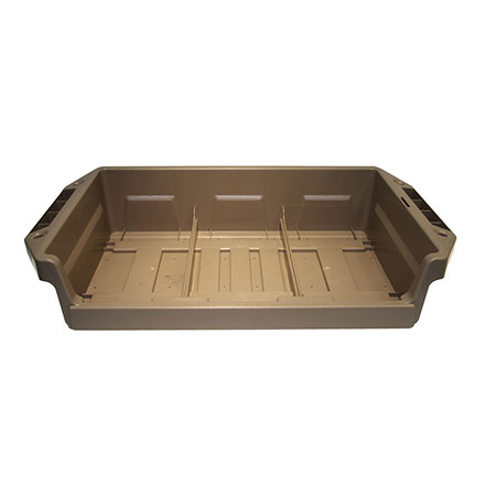Metal Ammo Can Tray 50 Caliber Dark Earth