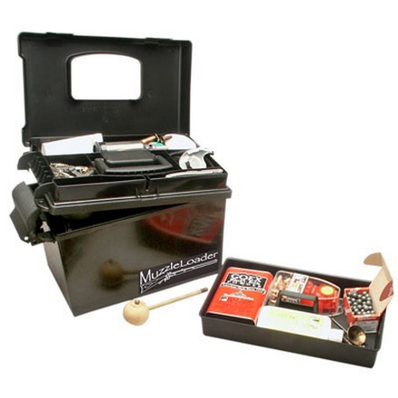 Image for Muzzleloader Dry Box With O-RS Seals, Lift Out Tray & Usable Lid