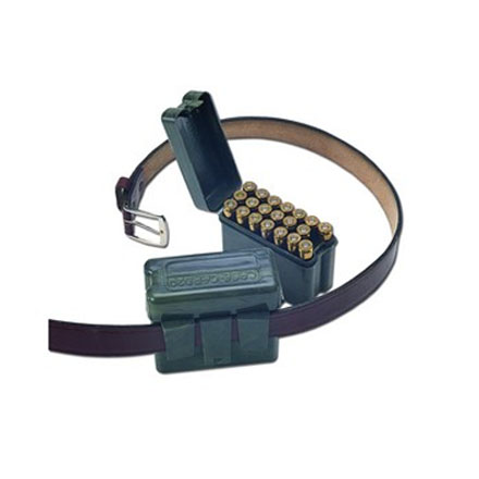 Flip Top 20 Round Belt and Pocket Ammo Box 22-250-308 Win