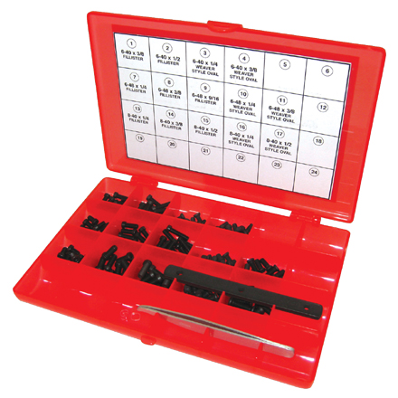 Image for Master Gunsmith Hex Head Screw Kit