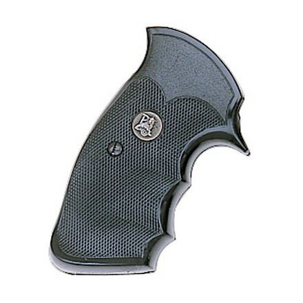 "S&W ""J"" Frame Round Butt Gripper Grip With Finger Grooves"