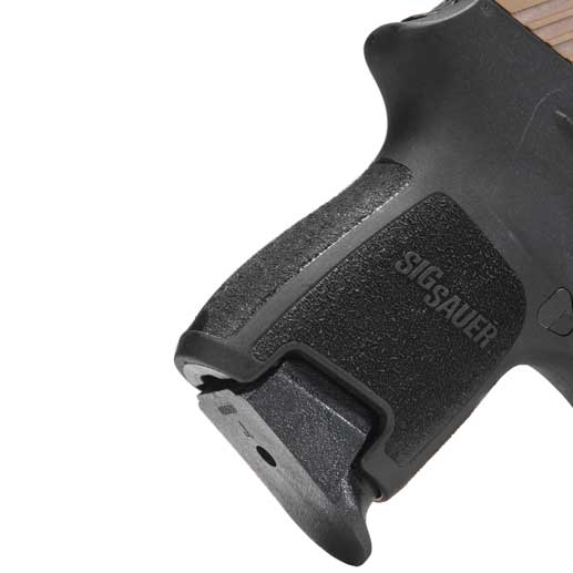 Grip Extender Sig P320 Subcompact