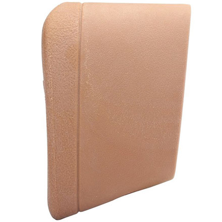 Renegade Slip On Recoil Pad Large Brown