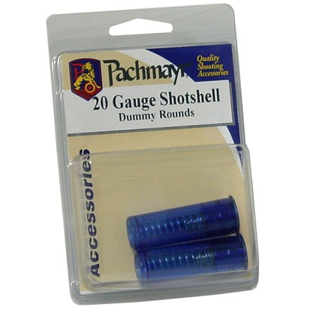 20 Gauge Plastic Snap Caps 2 Pack