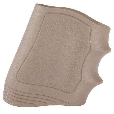 Gripper Universal Pistol Slip-On Grip FDE