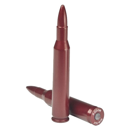 Image for A-Zoom 270 Winchester Metal Snap Caps (2 Pack)