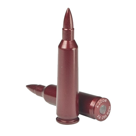 Image for A-Zoom 22-250 Remington Metal Snap Caps (2 Pack)