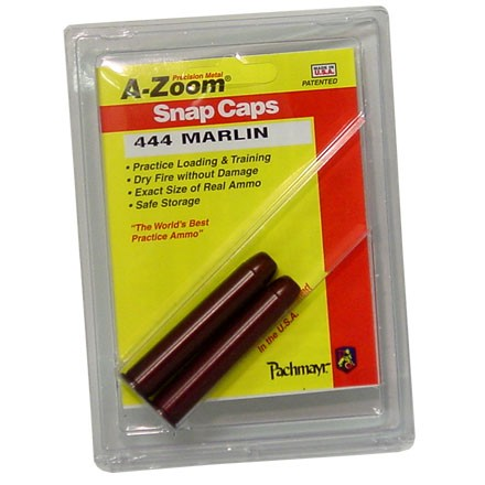 Image for A-Zoom 444 Marlin Metal Snap Caps (2 Pack)